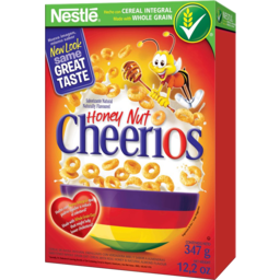 Photo of Nestle Honey Nut Cheerios