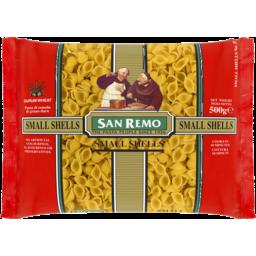 Photo of San Remo Pasta Small Shells 500g