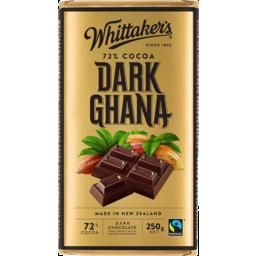 Photo of Dark Ghana Chocolate 250gm
