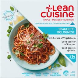 Photo of Lean Cuisine Spaghetti Bolognese 280gm