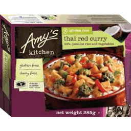 Photo of Amy`S Thai Red Curry 283g