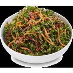 Photo of Kale Quinoa Tahini Salad Famil