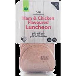Photo of WW Ham & Chicken Luncheon Sliced 300g