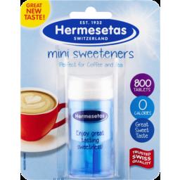 Photo of Hermesetas Mini Sweeteners 800x