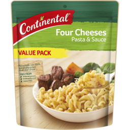 Photo of Continental Pasta Sauce Four Cheeses 170gm
