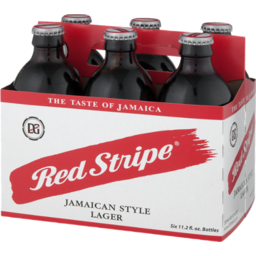 Photo of Red Stripe Lager 6 Pack