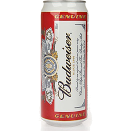 Photo of Budweiser Can