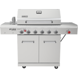 Photo of Nexgrill Deluxe 6 Burner Gas Grill With Rotisserie