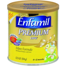 Photo of Enfamil Milk-Based Powder Infant Formula With Iron