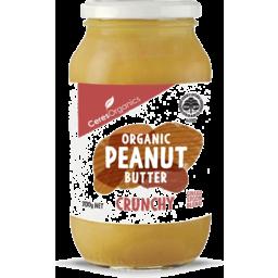 Photo of Ceres Organics Peanut Butter - Crunchy