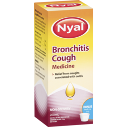 Photo of Nyal Bronchitis Cough Medicine 200ml