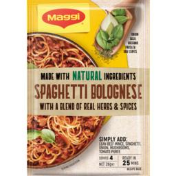 Photo of Maggi Spaghetti Bolognese 26g