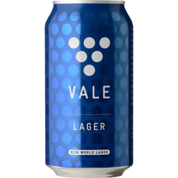 Photo of Vale Lager Can