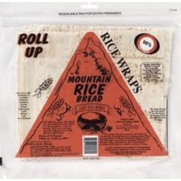 Photo of Mountain Bread Rice Wraps