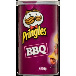 Photo of Pringles BBQ Crisps 53g