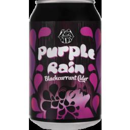 Photo of Funk Estate Purple Rain Blackcurrant Cider 330ml