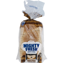 Photo of Mighty Fresh Bread Wheatmeal 600g