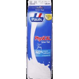 Photo of Pauls Milk Physical Low Fat Milk 1 Litre (Carton)