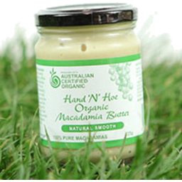 Photo of Hand 'N' Hoe - Macadamia Butter - Smooth - 225g