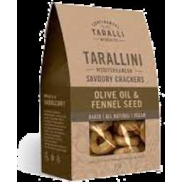 Photo of Tarallini Olive Oil & Fennel 125g