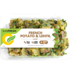 Photo of Sunfresh Sidekick French Potato & Lentil 275g