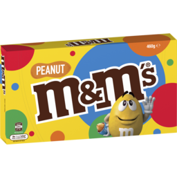 Photo of Mms Peanut Gift Box 460gm