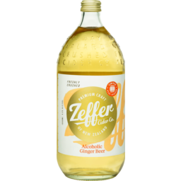 Photo of Zeffer Ginger Beer 1L