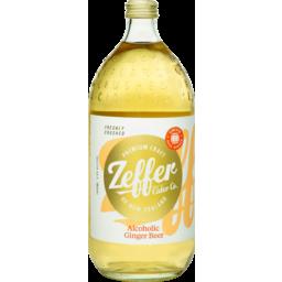 Photo of Zeffer Alc Gingerbeer 1lt X1