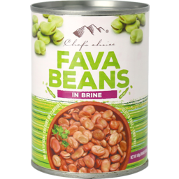 Photo of Chef's Choice Organic Fava Beans 400g