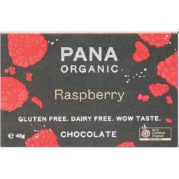 Photo of Pana Choc - Raspberry 45g