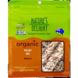 Photo of Nature's Delight - Paleo Mix - 200g