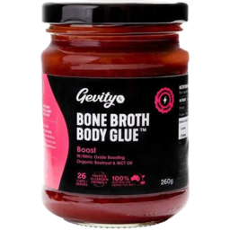 Photo of Gevity RX Bone Broth Concentrate - Boost 260g