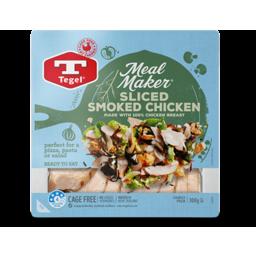Photo of  Tegel Sliced Smoked Chicken 300
