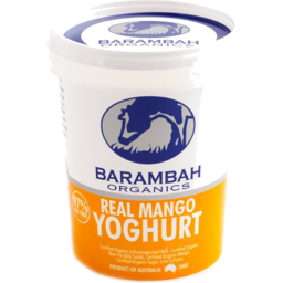 Photo of Barambah Yoghurt - Real Mango