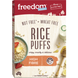 Photo of Freedom Foods Rice Puffs 250g