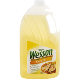 Photo of Wesson Corn Oil
