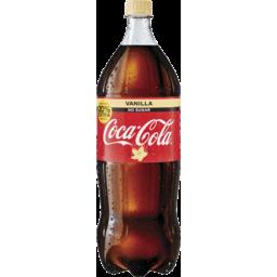 Photo of Coca Cola N/Sug Van 1.5l