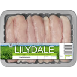 Photo of Lilydale Chicken Tenderloin Free Range (approx 450g)
