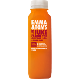 Photo of Emma & Toms Carrot Top 350ml