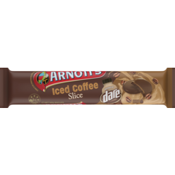 Photo of Arnotts Iced Coffee Slice Chocolate Biscuits Inspired By Dare 185g