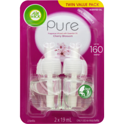 Photo of Airwick Electric Pure Cherry Blossom Refill 2pk