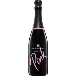 Photo of Yellowglen Pink Pink Soft Rose Sparkling Nv 750ml