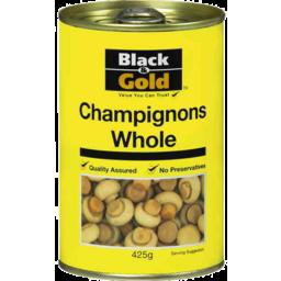 Photo of Black N Gold Mushroom Whole 400gm