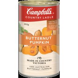 Photo of Campbells Soup Country Ladle Butternut Pumpkin 505g