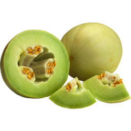 Photo of Honeydew Melon Half