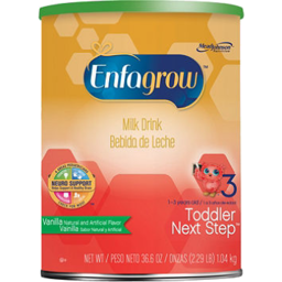 Photo of Enfagrow Toddler Next Step