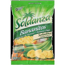 Photo of Soldanza Salted Banana Chips