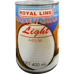Photo of (T)Royal Line Coconut Milk 400ml