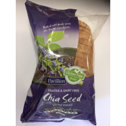 Photo of Pavillion Foods Loaf Chia Gluten free 630g