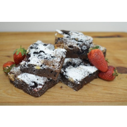 Photo of Chocolate Berry Brownie